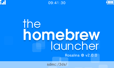Homebrew Launcher (Alternatives) - 3DS Hacks Guide